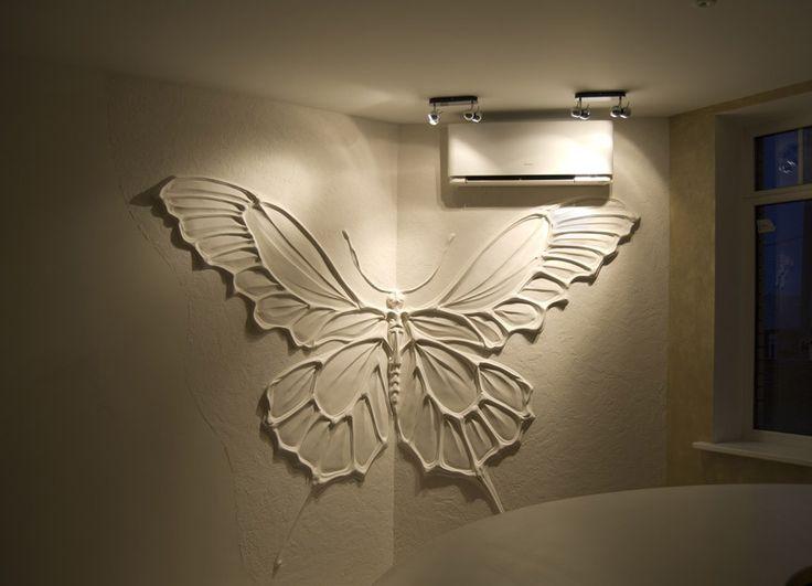 Plaster Wall Art 414 best dry wall art images on pinterest | plaster art, art
