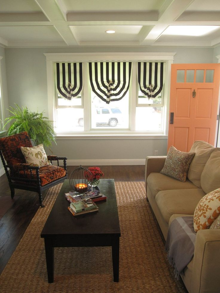 1000 images about 1940s bungalow flip on pinterest for 1940s window treatments