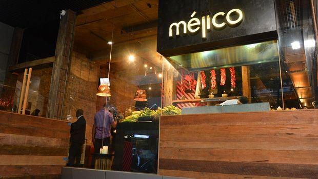 Mejico  105 Pitt  Street  (just up from the corner of Hunter Street) Sydney 2000
