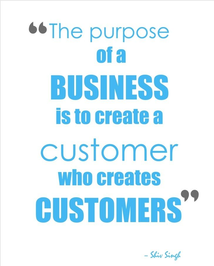 quoteoftheday by shiv singh customerloyalty quotes