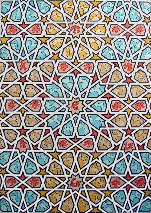 Assalamalekum Wa Rahmatullahi Wa Barakatahu Here are a set of Islamic patterns and geometrictessellationsthat I would like to share with you. Islamic patterns are symmetrical in nature. There is …