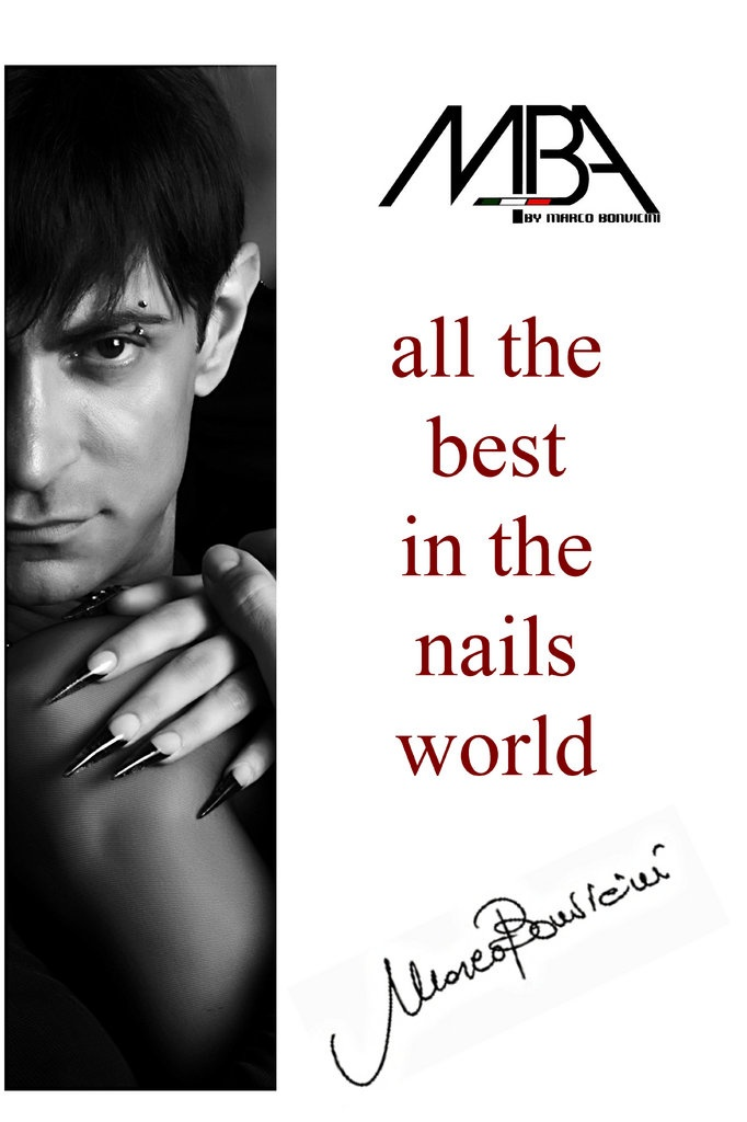Marco Bonvicini Doctor Nails MBA http://www.shop.bwm-swiss.ch/de/