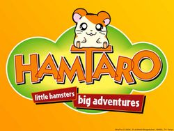 How could I so many confound soft spots? Right here is no exception--the anime/manga series about hamsters. Personally, I honestly thought that was a good concept. What could someone come up with next?
