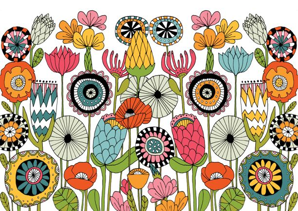 Spring All The Time by Lisa Congdon | Nuvango