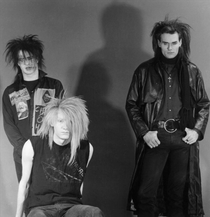 Skinny Puppy - not for the faint of heart...