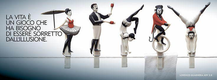 La vita è un gioco che ha bisogno di essere sorretto dall'illusione. (Eduardo De Filippo)