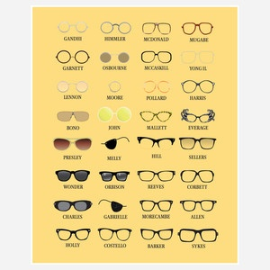 Glasses, $24, now featured on Fab.