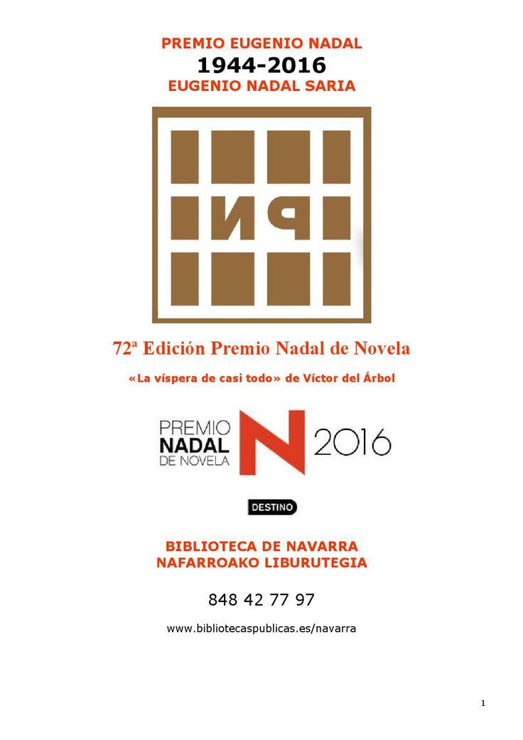 Los Premios Nadal de la Biblioteca de Navarra, ya disponibles para su préstamo a domicilio.