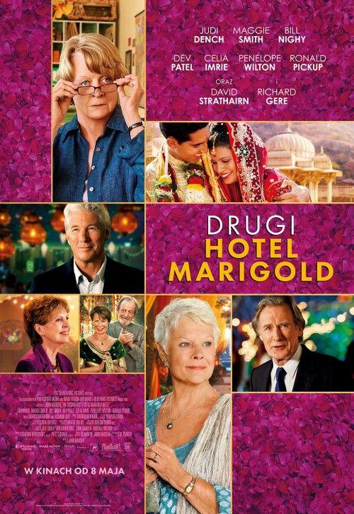 Drugi Hotel Marigold (2015)