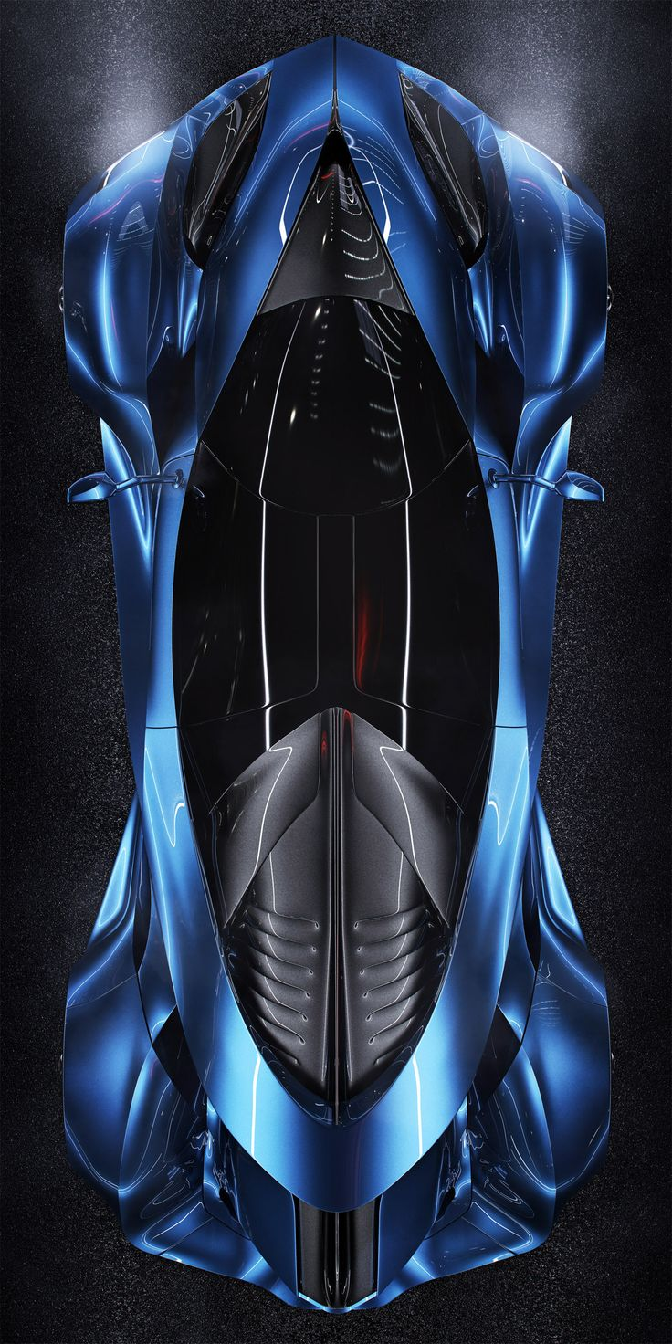 XC 04, supercar concept on Behance
