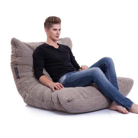 Bean Bag Acoustic Sofa | Eco Weave Designer Bean Bags UK | Ambient Lounge
