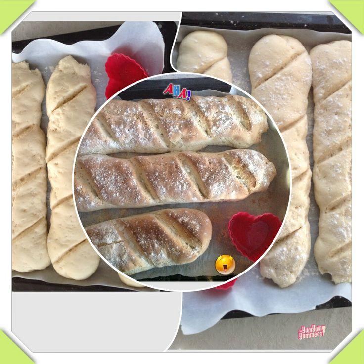 French bagel #bagel