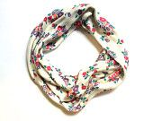 The Floral- Mini Souls Infinity Scarf