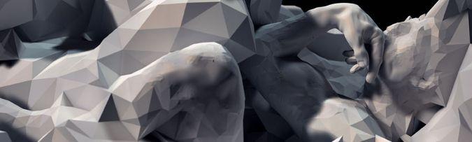 Quayola - Matter, 2013 (Video Still) - Copyright Quayola