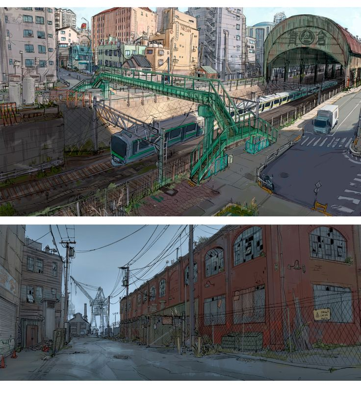 Big Hero 6 concept by Scott Watanabe