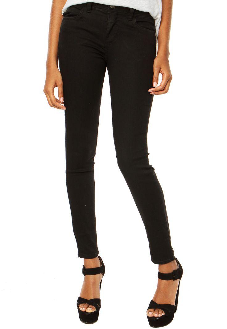 Calça Jeans Colcci Skinny Preta - Compre Agora | Dafiti Brasil