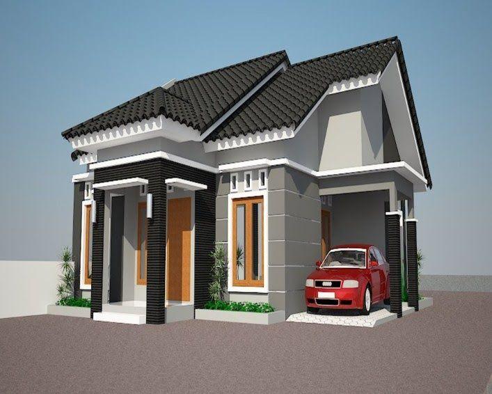Desain Rumah Modern Unik Desain Minimalis