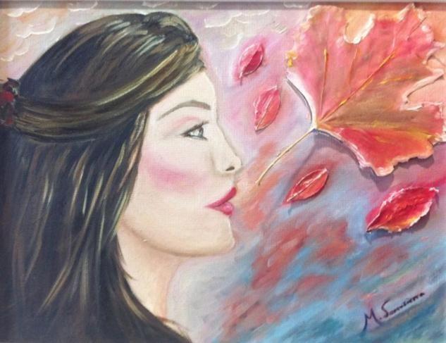 El Museo de Alberto: Este beso apasionado cuando azota el viento tus la...
