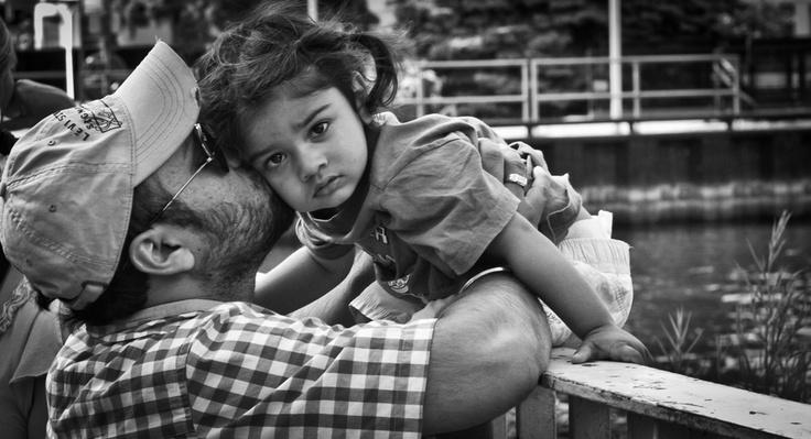 a fathers kiss