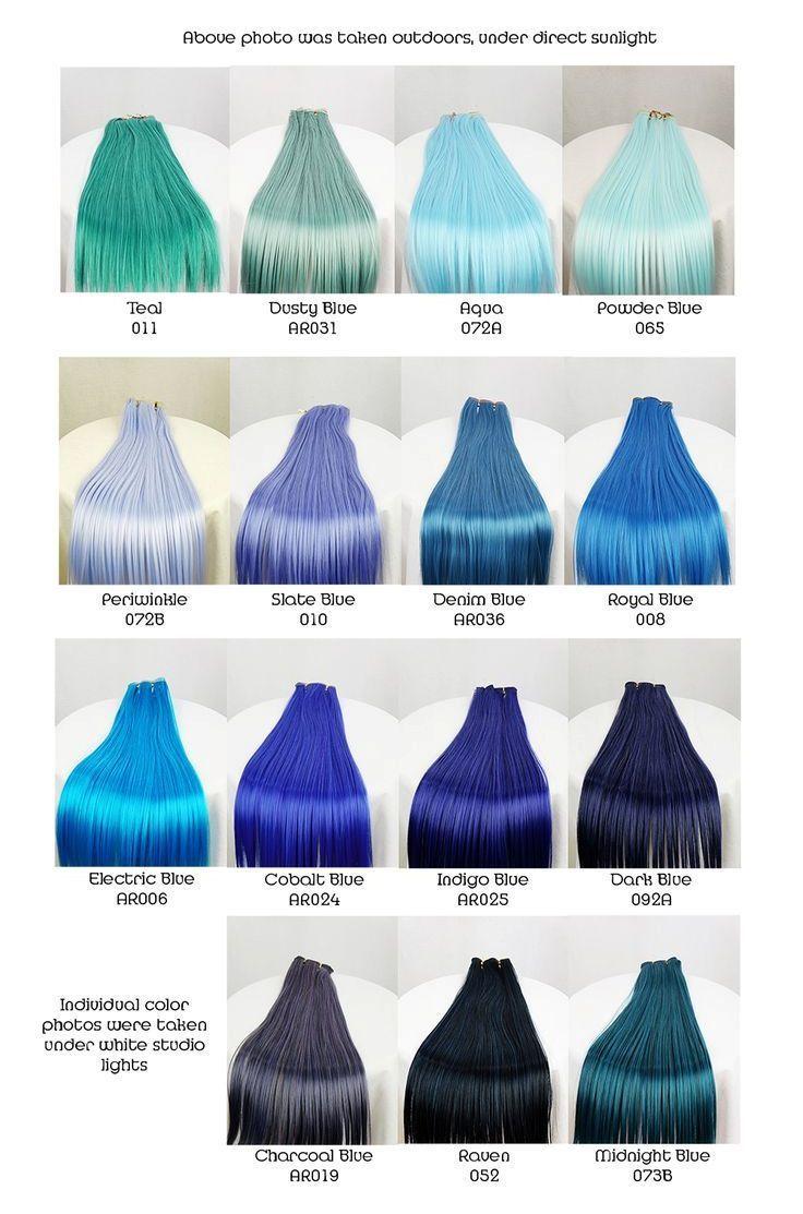 Linsildav S Adore Adore Royal Navy Hair Haircrazy Com Navy Hair
