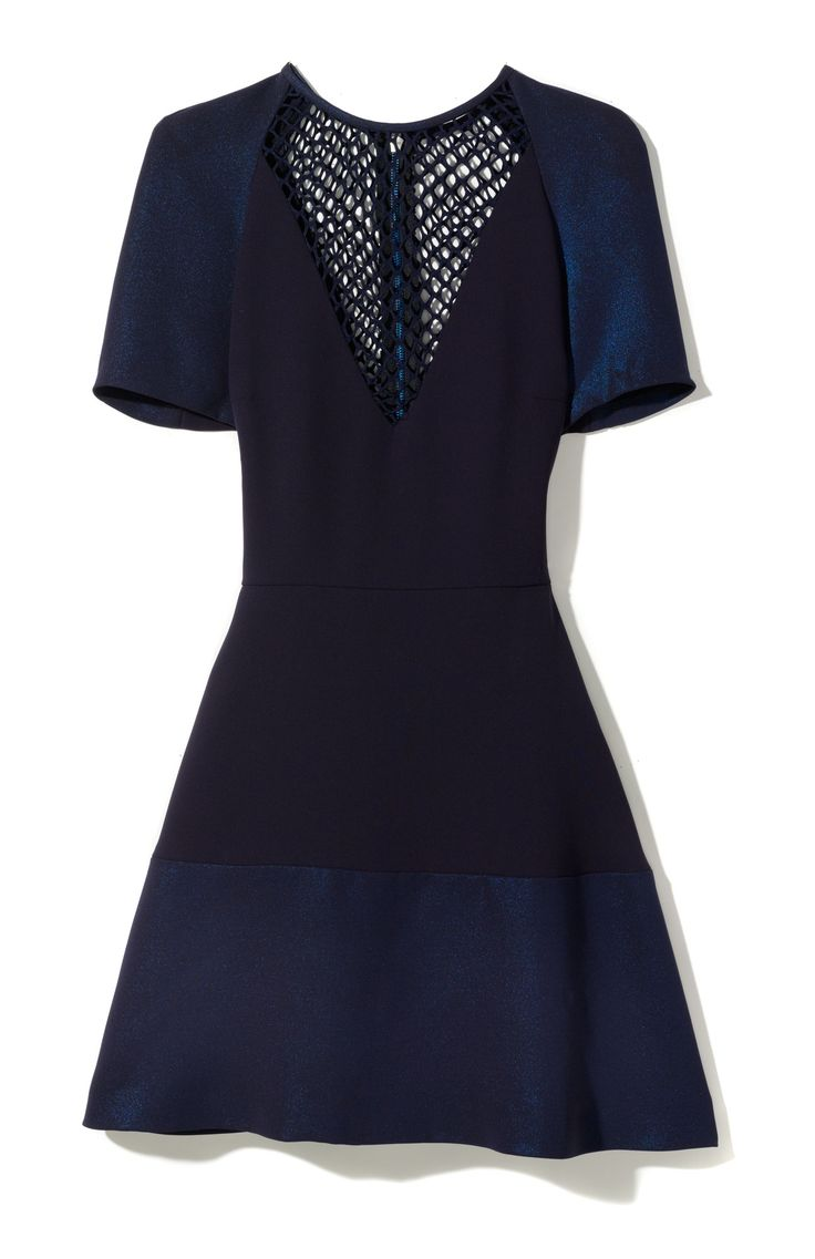 The Sporty Gal Gift Guide - Sandro dress, $340, sandro-paris.com.