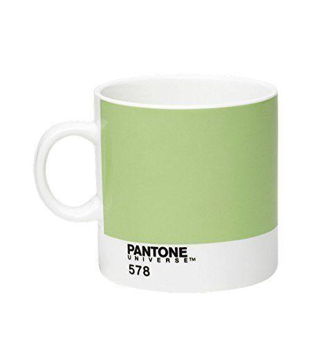 Pantone Universe Espresso Cup 578 Green - £9.99 from Vunk #pantone #pantonemug #pantonecup #espresso #espressocup #coffee #vunk