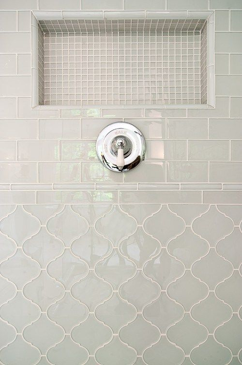 Arabesque Tiles - LOVE them!