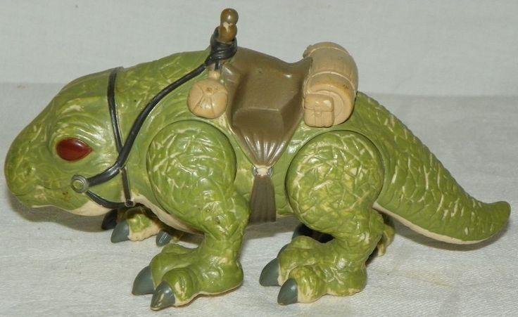 Star Wars Dewback Galactic Heroes Toy Action Figure Hasbro 2008 7 X 3.5 #Hasbro