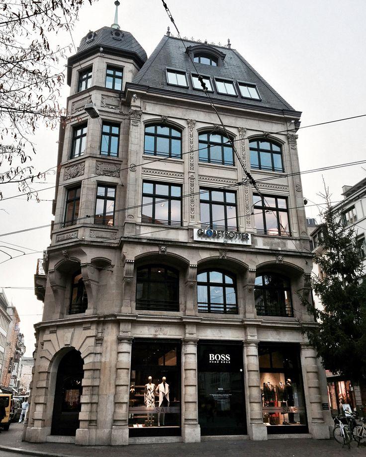 basel switzerland europe winter architecture grandeur