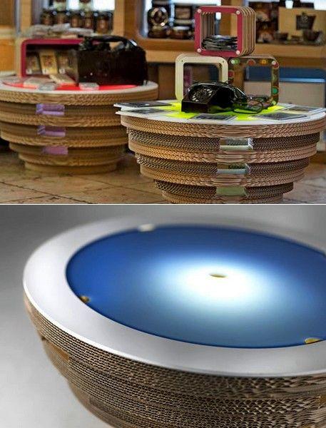Cardboard furniture eco-design-giorgio-caporaso
