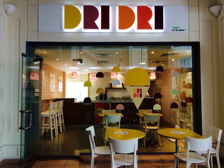 #dridrigelato #icecream #dridri