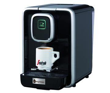 Segafredo MyEspresso Capsule Coffee Machine - http://teacoffeestore.com/segafredo-myespresso-capsule-coffee-machine/