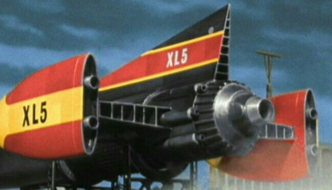 006 FIREBALL XL5 in 2019 Space race, Toys, Science fiction