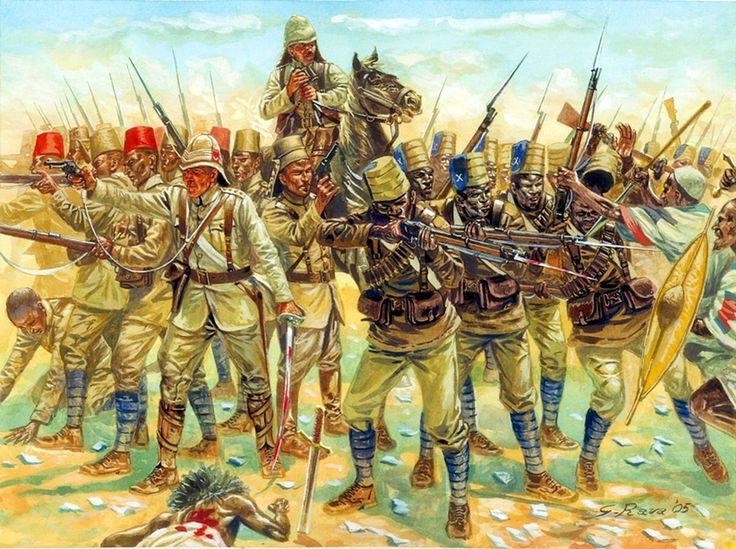 1898  Sudán -  Giuseppe Rava