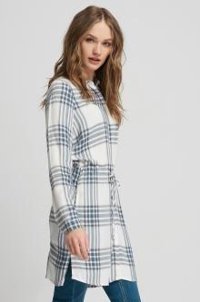 Rochie-tunică în carouri