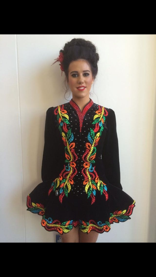 Irish dance solo dress by elevation design irish dance for Elevation dress designs