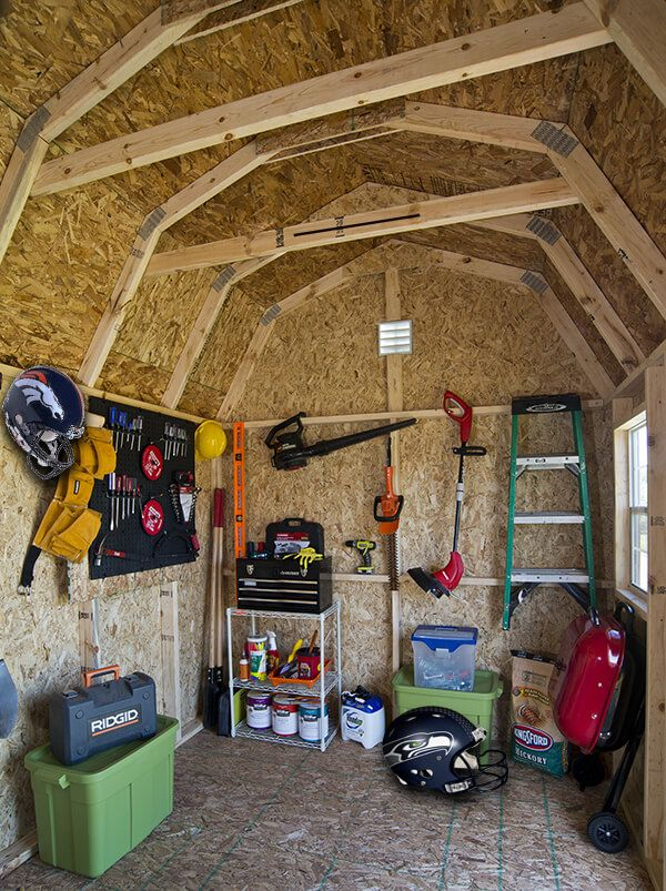 Man Cave Shed Plans Brilliant Ideas For