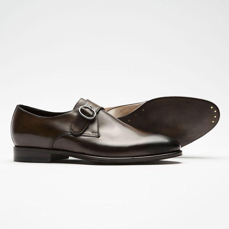 Double Monk Apt  Dress Shoes