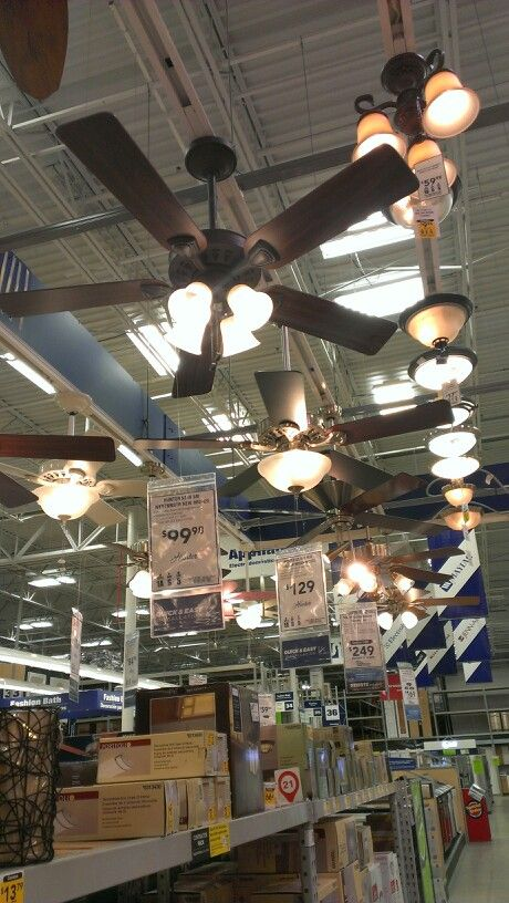 master besroom ceiling fan lowes