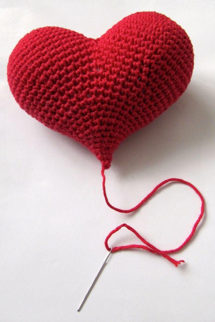 Herz häkeln Anleitung Hearts Pinterest Blog, Hats and Patterns ~ 14062200_Sukkulenten Häkeln Anleitung