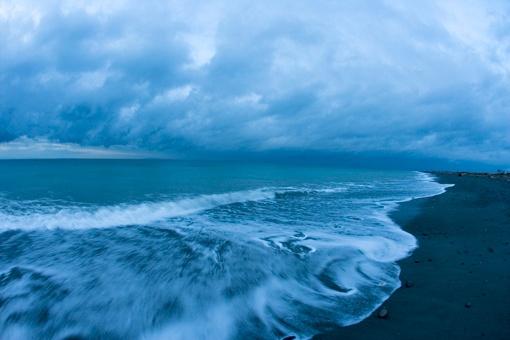 Strait of Juan de Fuca, Dungeness Spit
