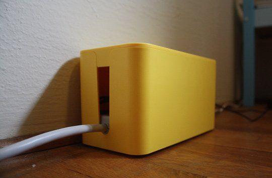 Bluelounge CableBox Mini Unplggd Test Lab