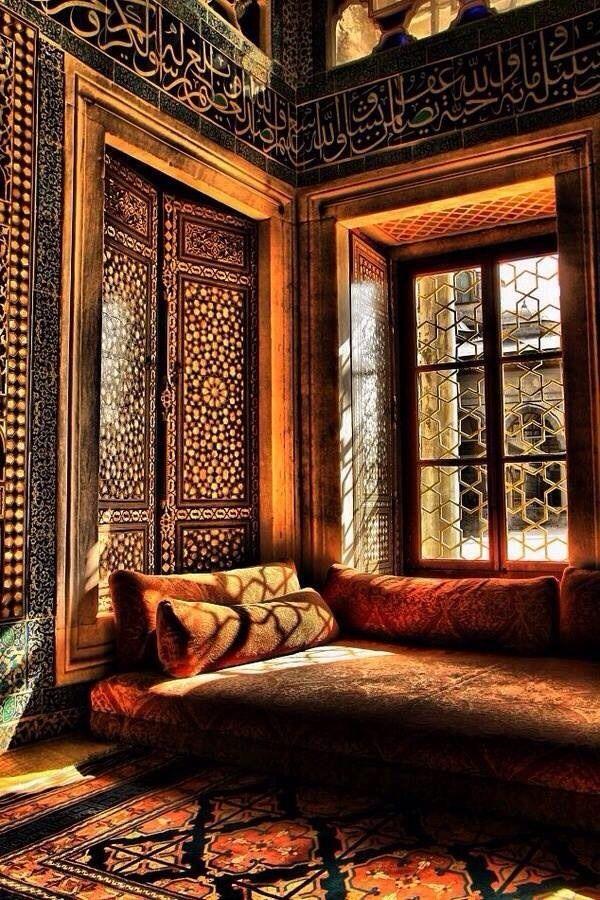 Istambul..beautiful decor!