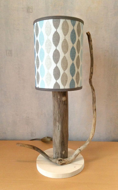 Les 62 meilleures images propos de lampes bois flott for Atelier bois flotte
