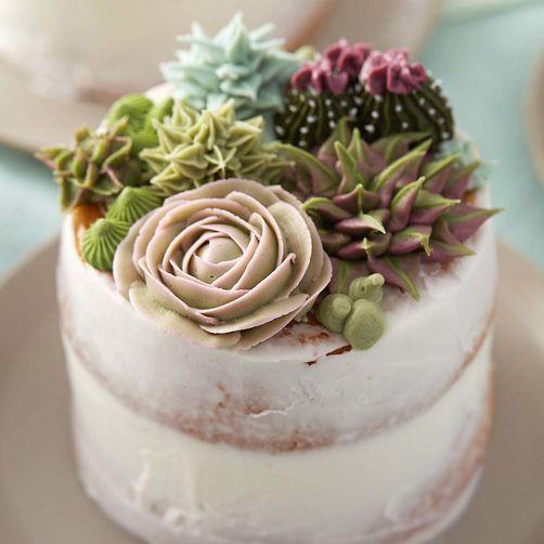 Cute Cake Decorating Tutorial
