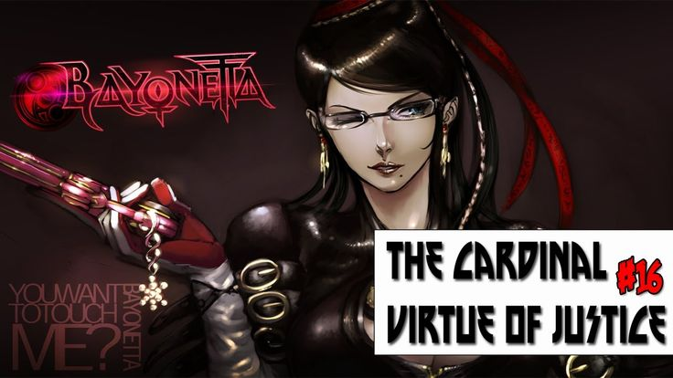 Bayonetta Eps#16 The Cardinal Virtue of Justice|XBOX 360|Old Fashion Gam...