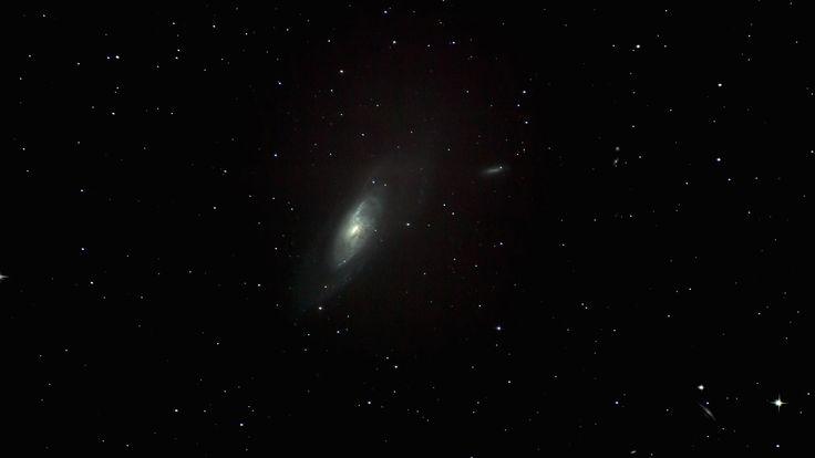 Messier 106 – Spektrum der Wissenschaft