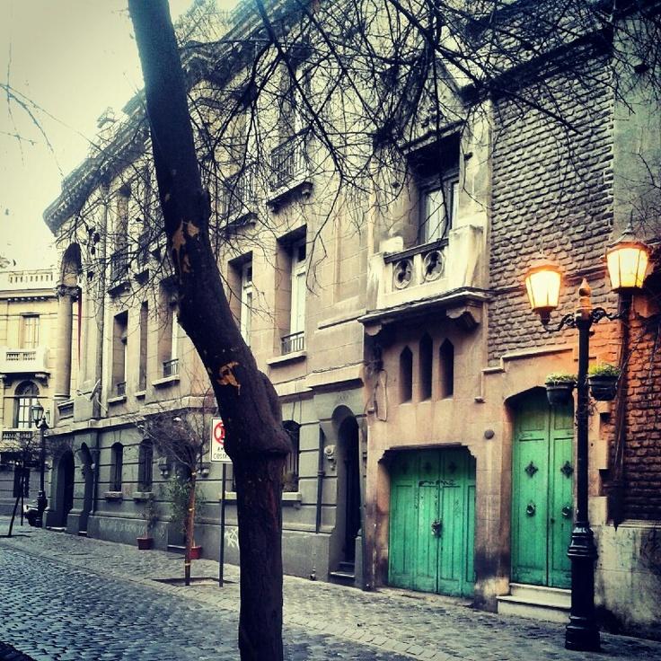 Barrio Paris/Londres.