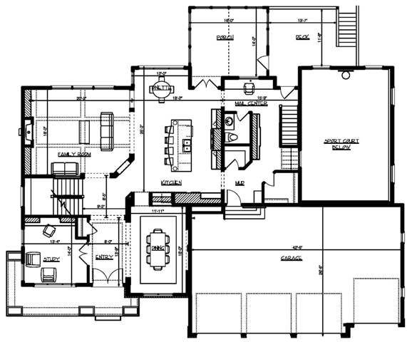 10 best eco friendly green house plans images on pinterest for Stetson homes floor plans