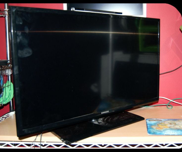Samsung LCD TV On Off Issue DIY Repair Fix